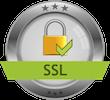 Seguridad SSL para proteger sus datos